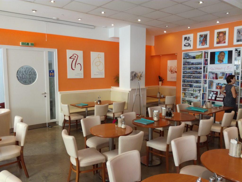 Heart of Joy Café Salzbourg