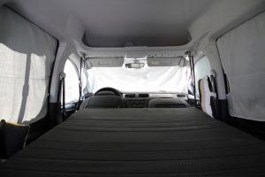 intérieur VW Caddy Beach