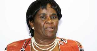 Union Africaine: Les promesses de la candidate Pelonomi Venson-Moitoi pour les fortes réformes