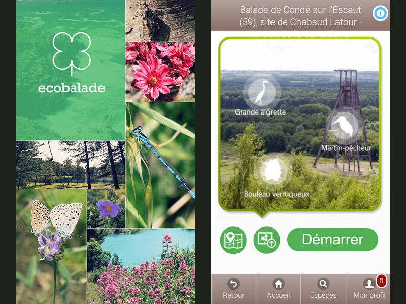 ecobalade-application-verte