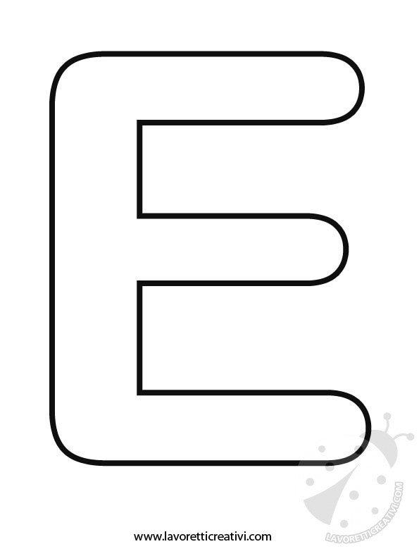Lettere Dell Alfabeto A B C D E F