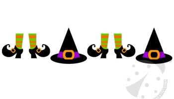 Festone Happy Halloween da stampare - Lavoretti Creativi ab9681fb37e3