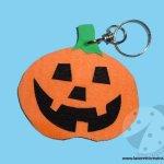 Lavoretto di Halloween – Portachiavi