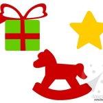 Sagome per decorazioni Natale 3
