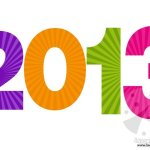 Festone 2013 da stampare