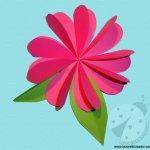 Festa della Mamma – Fiore di carta