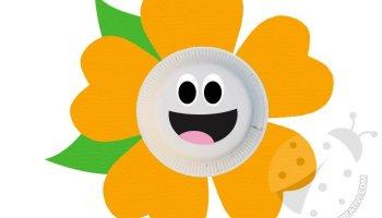 Addobbi Primavera Scuola Fiore Da Appendere Lavoretti Creativi