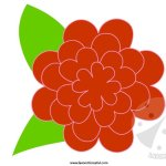 Lavoretti Primavera – Sagome fiore