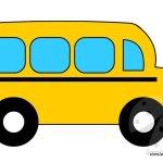 Sagoma Scuolabus