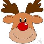 Sagome Natale – Renna