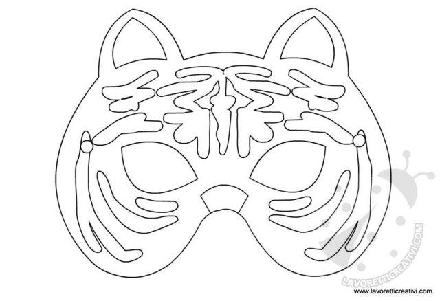 maschere-tigre