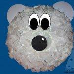 Lavoretti Inverno – Orso bianco