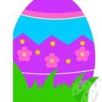 Biglietto di Pasqua fai da te
