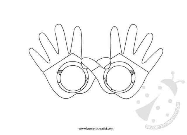 occhiali-carta-bambini