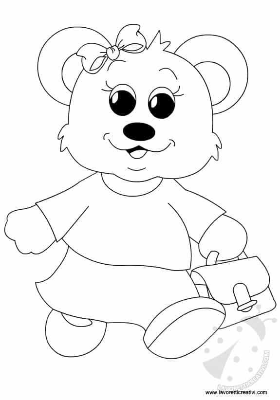 Addobbi accoglienza scuola materna orsetta for Addobbi per accoglienza scuola infanzia