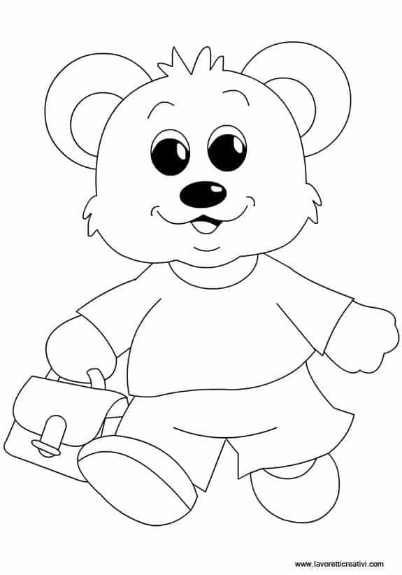 Addobbi accoglienza scuola dell 39 infanzia orsetto for Lavoretti accoglienza infanzia