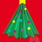 Lavoretti di Natale – Albero di Natale