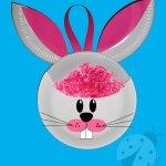 Lavoretti Pasqua – Coniglio porta ovetti
