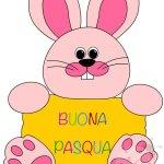 Addobbi di Pasqua per aula scuola – Coniglio