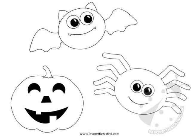 cartamodelli halloween
