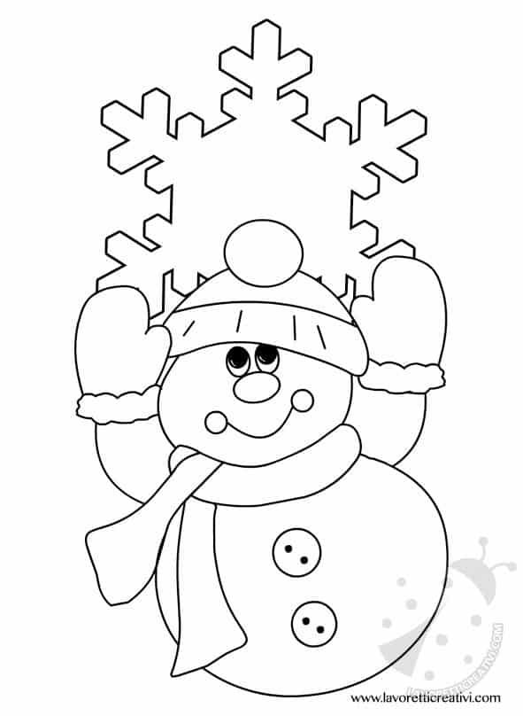 Addobbi invernali 1 - Addobbi finestre inverno scuola infanzia ...