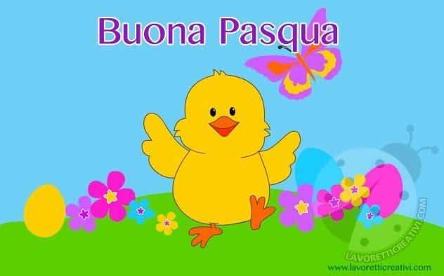 Auguri di Pasqua Per WhatsApp E Facebook