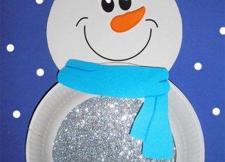 Lavoretti creativi inverno for Decorazioni invernali per scuola