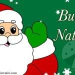 Immagini con gli Auguri di Buon Natale
