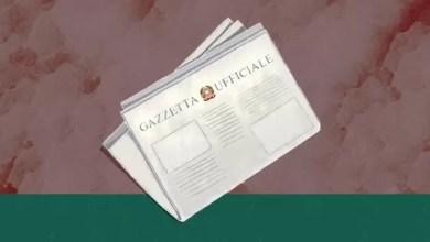 Photo of Dal 4 maggio il via alla Fase 2: ecco il decreto in Gazzetta Ufficiale