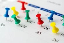 Photo of Adempimenti fiscali e contributivi: il nuovo calendario delle scadenze