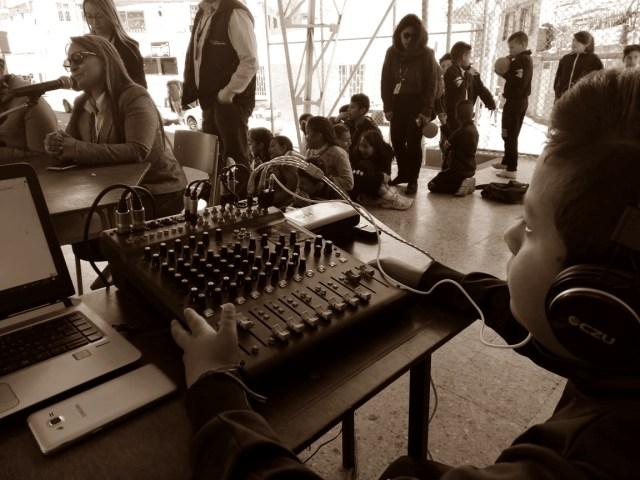 Radio Lab Colsubsidio