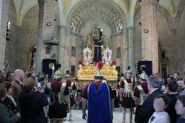 Los Judíos ante Jesús en Santiago