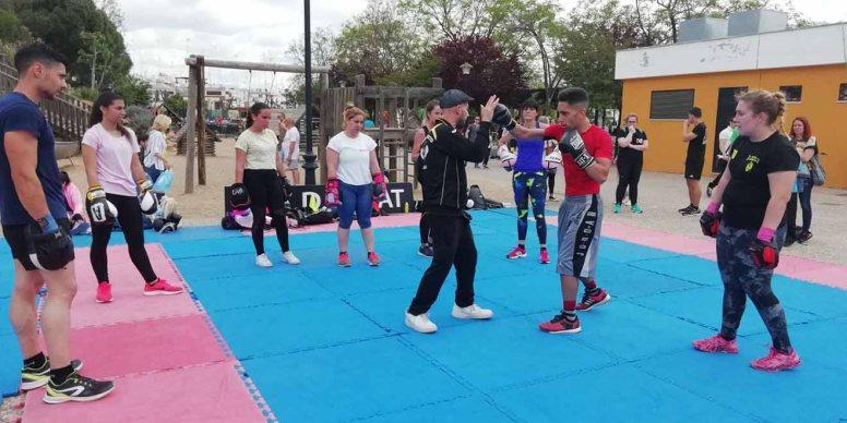 Deporte en la calle/C. Rivas