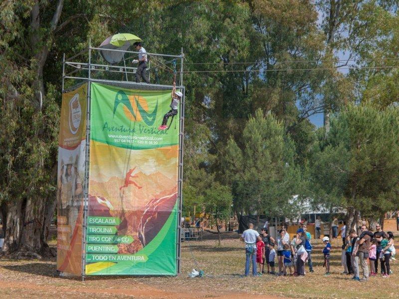 Día del mediombiente en el Parque Oromana