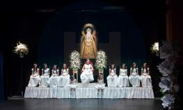 Velá Virgen del Águila