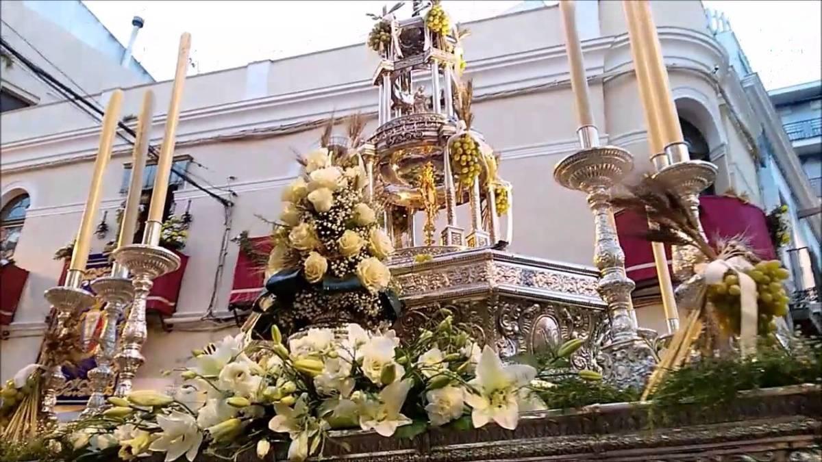 Procesión del Corpus de Alcalá en 2016 /LVA