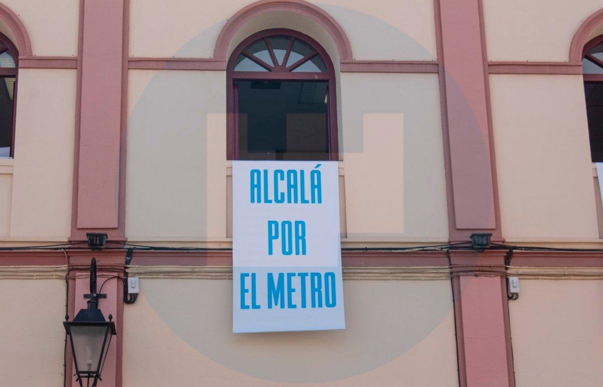 Protesta Metro