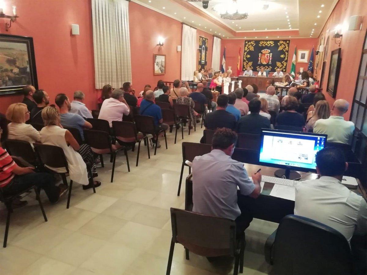 Pleno Alcalá /LVA