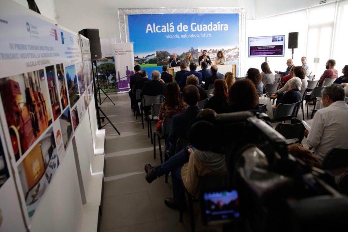 II Congreso Patrimonio Industrial / Ayuntamiento de Alcalá