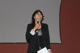 María José Lera, candidata de Adelante Alcalá / Rocío Gómez