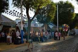 Ambiente de la tarde del jueves de Feria / Noelia Martínez