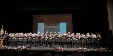 Concierto San Agustín / LVA