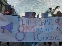Manifestación 8M / C.R.