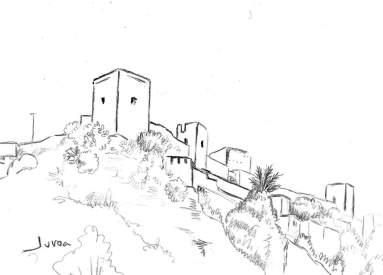 Castillo de Alcalá / Julia Rodríguez