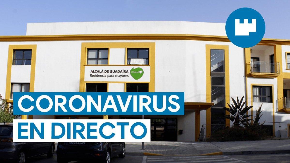 Coronavirus en Alcalá