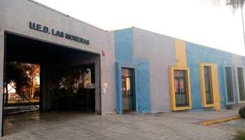 Edificio de Las Moreras, en Alcalá