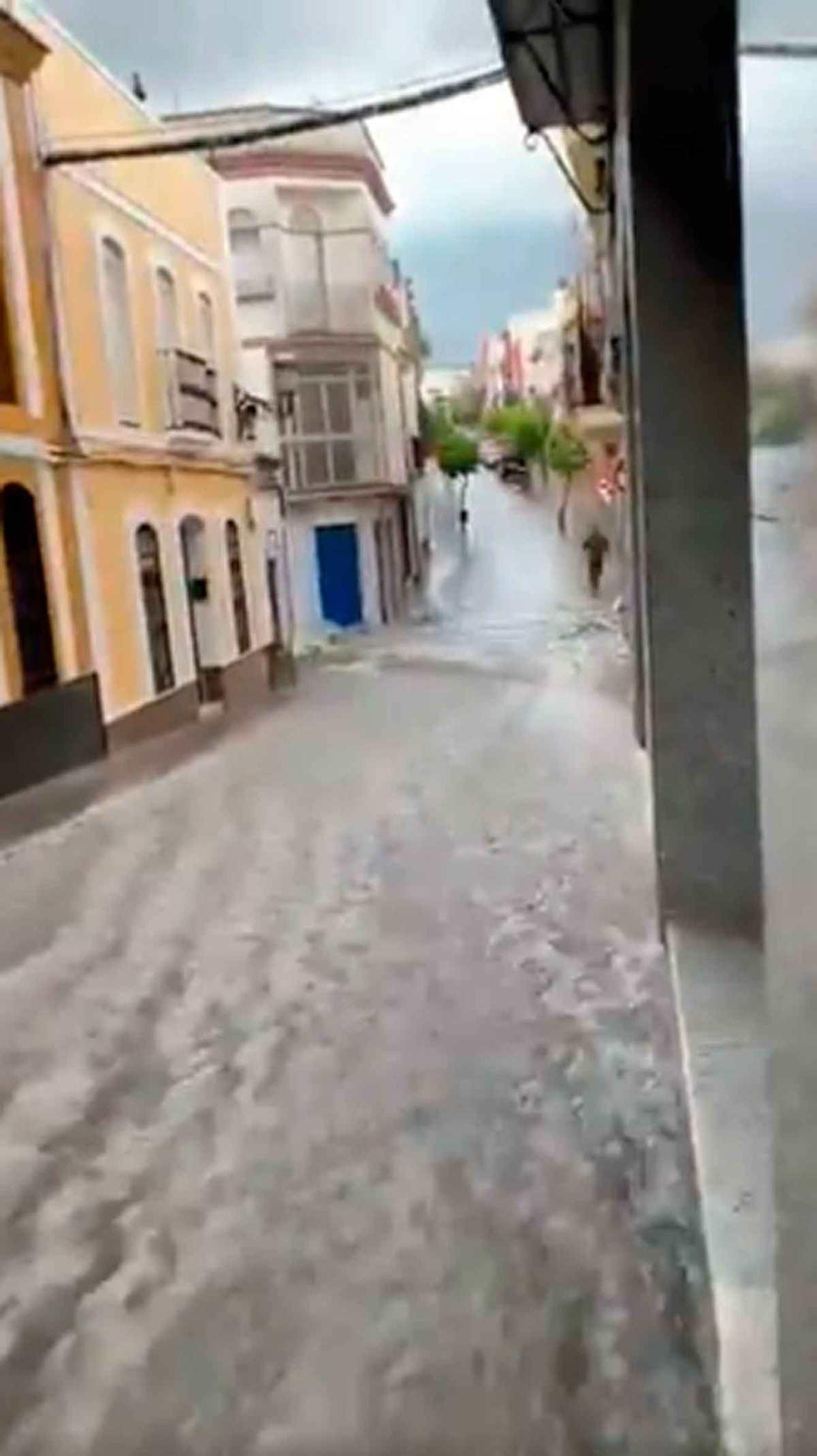 Inundaciones Mairena