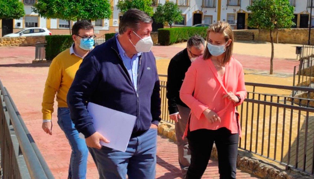 José Antonio Montero y Ana Isabel Jiménez
