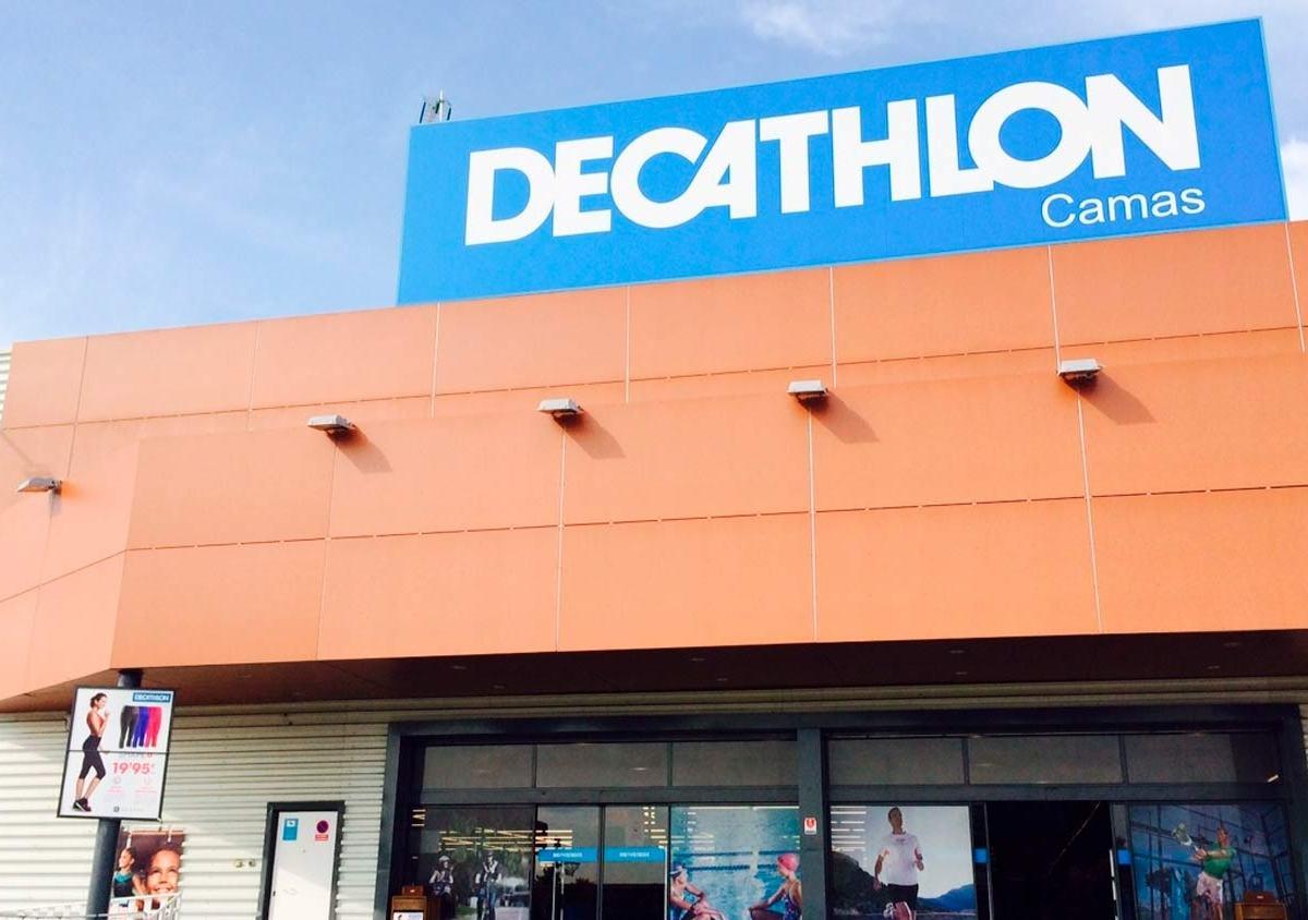 decathlon camas