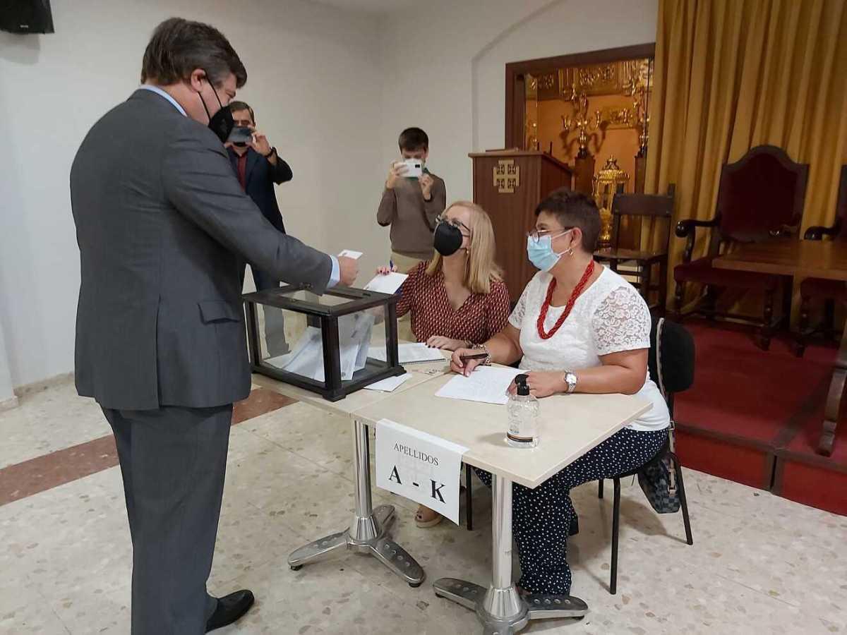 Elecciones en la Hermandad de Jesús / Hermandad